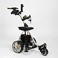 Bat-Caddy X3 Electric Motorized Golf Cart