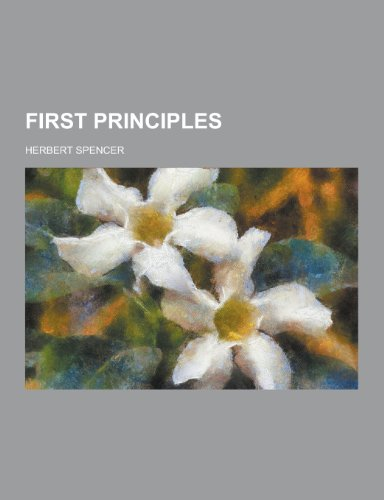 Image of First Principles
