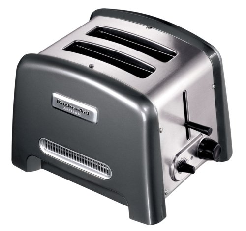 KitchenAid Artisan 5KTT780BPM 2 Slice Toaster Grey