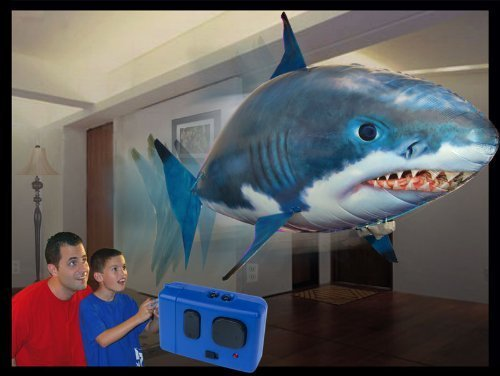 Air Swimmer RC Inflatable Flying Shark