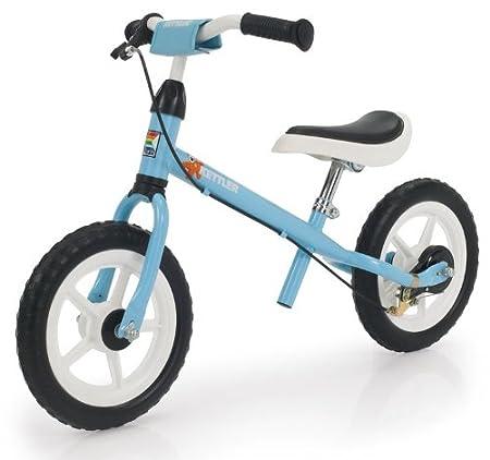 Kettler - 8719-200 - Vélo et Véhicule pour Enfant - Draisiennes avec Frein - Speedy 12,5 inches - Bleu
