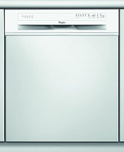 Whirlpool ADG 5820 WH A+ lave-vaisselle - laves-vaisselles (Entièrement intégré, Blanc, toucher, 48 dB, A, 8h)