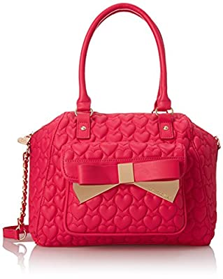 Betsey Johnson BJ49420 Top Handle Bag from Betsey Johnson