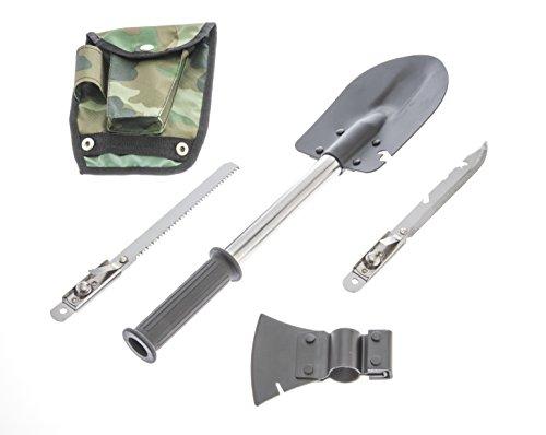 SE 8787MS-SP 9-IN-1 Mini Shovel