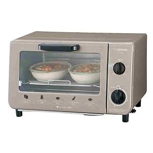 ZOJIRUSHI オーブントースター メタリックブラウン ET-VA22-TC