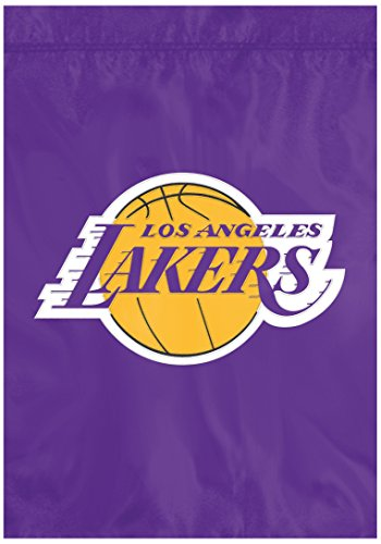Party Animal NBA Los Angeles Lakers Garden Flag