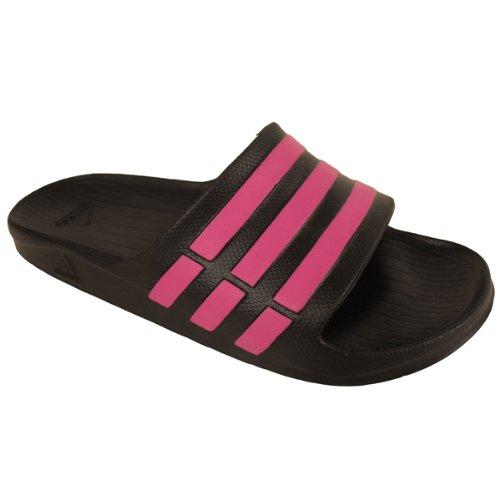 Mens Adidas Duramo Slide Sandals Pool Beach Water Flip Flop Sandal Shower Shoes