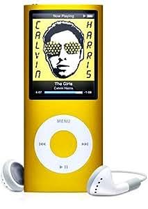 Apple iPod nano 8GB イエロー