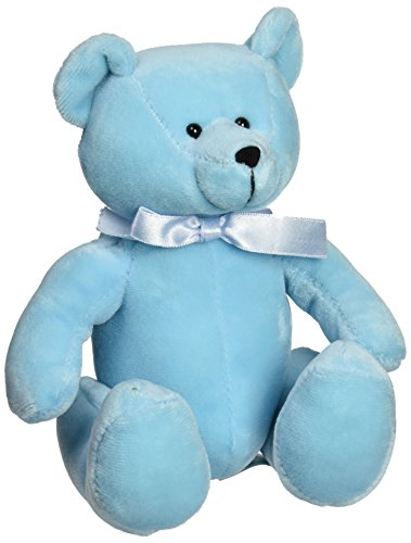 "Purr-Fection Billigan Blue Bear 8"" Plush"