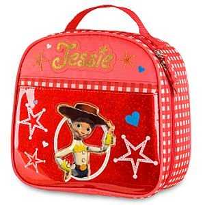Disney Pixar Toy Story Lunch Tote Bag Jessie