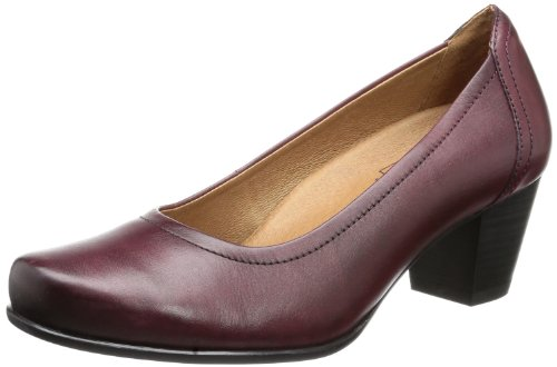 Caprice Marika-1-1 9-9-22304-21 529 Closed Womens Red Rot (BORDEAUX ANTIC) Size: 5 (38 EU)
