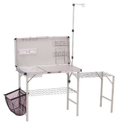 Coleman Pack-Away Deluxe Camp Kitchen (Coleman Picnic Table compare prices)