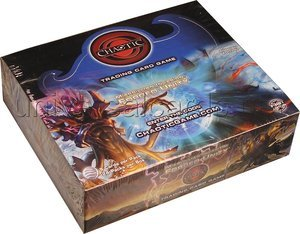 Chaotic Card Game M'arrillian Invasion: Forged Unity Series 7 Booster Box (24 Packs) by Unknown