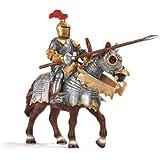 Schleich Fleur De Lis Knight with Lance of Horse