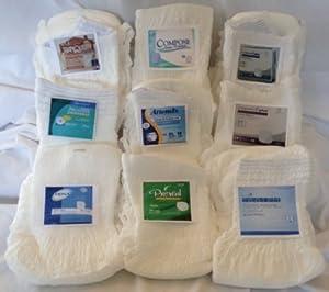 Incontinence Sample Packs