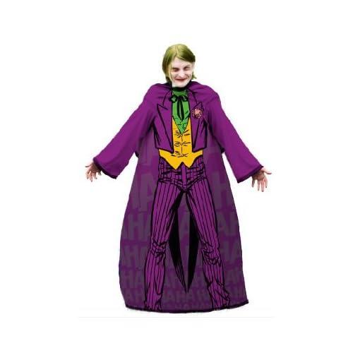 Amazon.com - The Joker from Batman Joker Comfy Cozy Blanket with