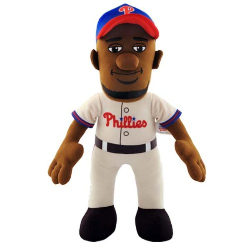MLB Philadelphia Phillies Ryan Howard 14-Inch Plush Doll