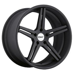 TSW Mirabeau Wheel with Matte Black Finish (19″x9.5″/5×114.3mm)