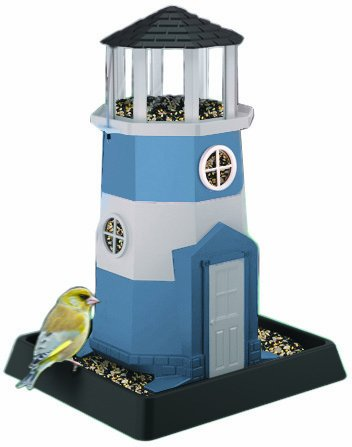 Bird Feeder-Light House
