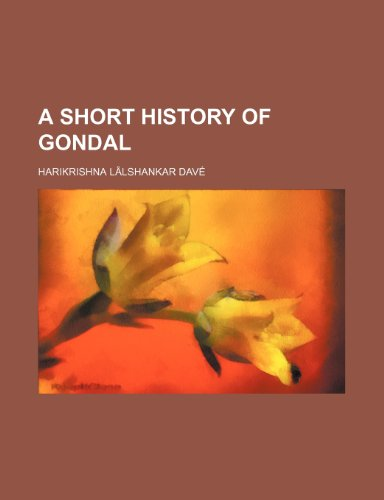A Short History of Gondal