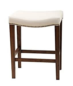 "Amazon.com - Abbyson Living Monica Pedersen ""Anna"" Nailhead-Trim"