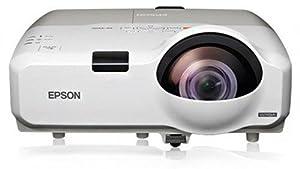 Epson EB-420 Vidéoprojecteur 3 LCD 1024 x 768 USB/RJ45/VGA/HDMI Blanc