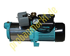 wasserpumpe 1800w 150l min mit druckschalter mit. Black Bedroom Furniture Sets. Home Design Ideas