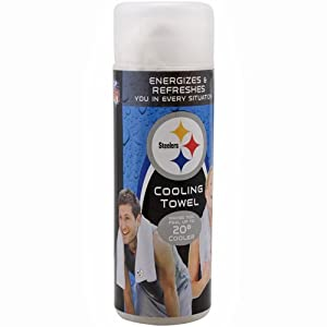 NFL Pittsburgh Steelers Cooling Towel by The Northwest Company