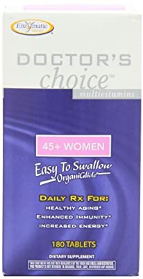 Enzymatic Therapy - Doctor's Choice For 45+ Women, 180 tablets