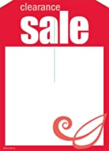 CLEARANCE SALE - SLOTTED TAGS (100PK) - 5