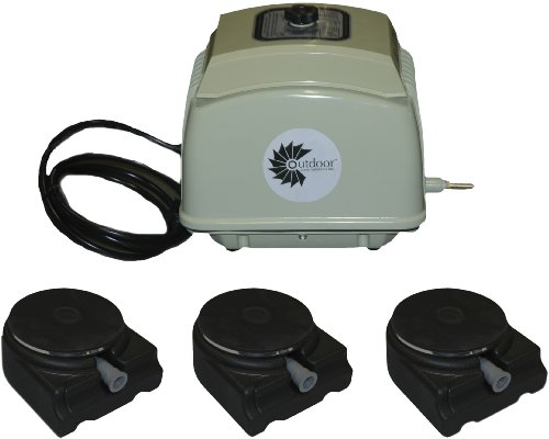 Outdoor Water Solutions Eau0184 Aermaster Ld 7.0 Electric Aeration Unit