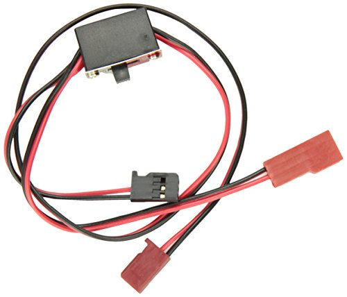 Traxxas 3034 Receiver Switch Harness with Charge Jack