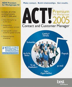 ACT! Contact and Customer Manager 2005 VERSION 7.0