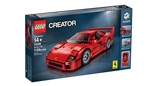 レゴ クリエイター フェラーリF40 10248 [並行輸入品]