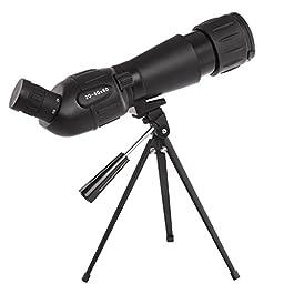 Gskyer® 20-60*60-3 Bird Watching Spotting Scope with Tripod