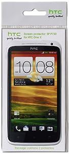 HTC Protecteurs d'écran pour HTC One X - Transparent (Lot de 2)