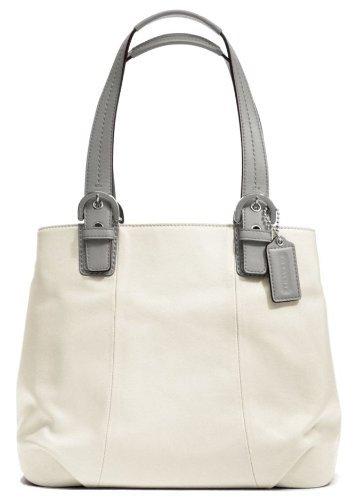 Grey Shoulder Bag Leather 89