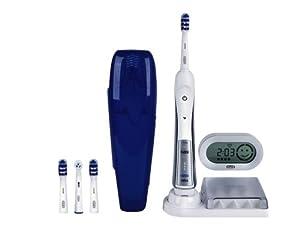 Braun Oral-B TriZone 5500 Elektrische Premium-Zahnbürste (mit Reise-Etui und SmartGuide)