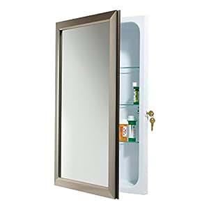 home kitchen bath bathroom accessories medicine cabinets