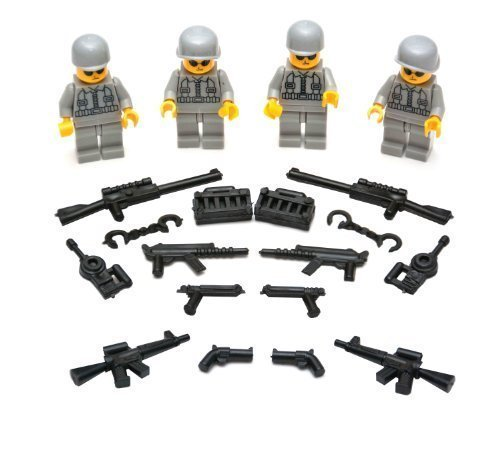 Ranger Squad OPFOR and Weapons Set