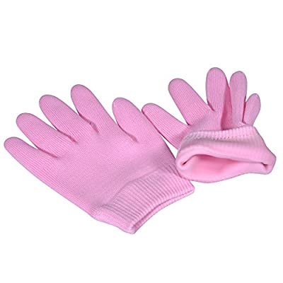 Gent House Thermoplastic Gel Lining Botanical Oils SPA Moisturizing Gloves for Women