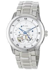 Bulova Men's 96A118 BVA Series Dual Aperture Dial Watch
