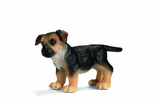 Schleich German Shepherd Puppy - 1