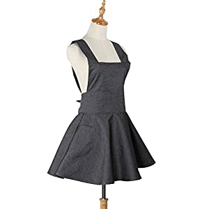 Aspire Cute Apron Skirt Funny Kitchen Cooking Aprons For Women Party Accessories