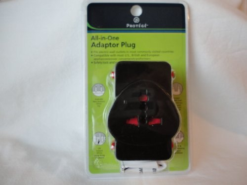 Protege All-In-One Adaptor Plug
