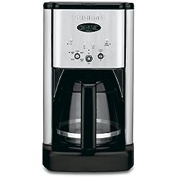 Conair Cuisinart Brew Central DCC-1200 12 Cup Programmable Cofeemaker (Black/Silver)