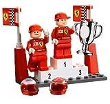 LEGO Racers 8389: M. Schumacher & R. Barrichello