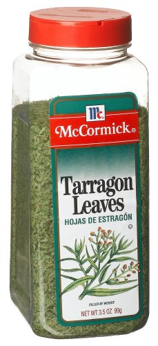 McCormick Tarragon Leaves, 3.5-Ounce Units (Pack of 2)