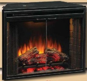 Classicflame 33 33ef004grs Electric Fireplace Insert 33ef004grs Lowes Electric Fireplace