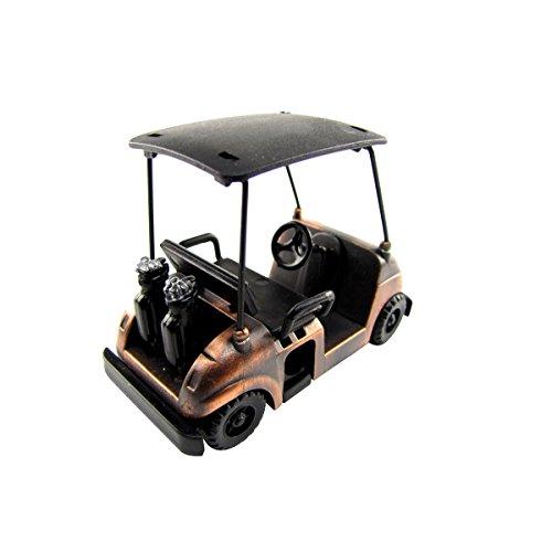 Miniature Toy Golf Cart Die Cast Pencil Sharpener